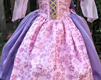 Princess Enchanted  Rapunzel
