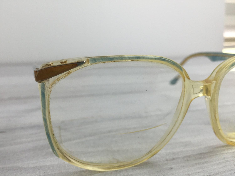 Courreges Paris Eyeglass Frames Gafas Hecho A mano Francia