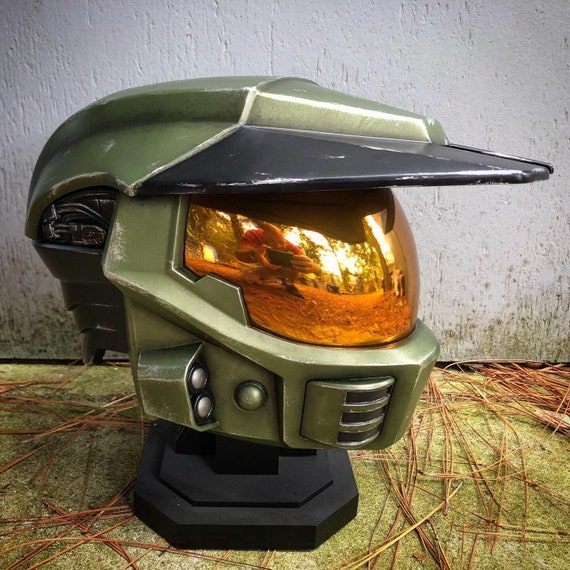 Halo Ce Mark V Master Chief Helmet