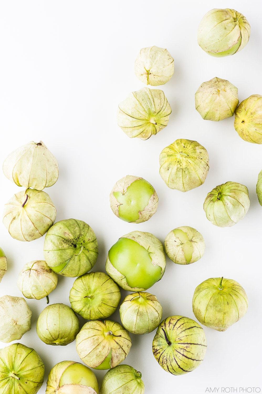 Tomatillo Food Photography Large Wall Art Vegetable Fruit | Etsy
