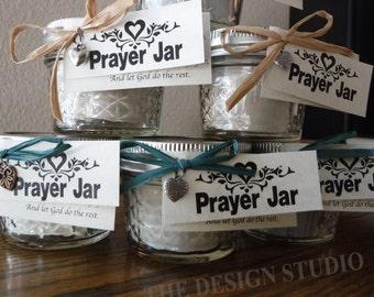 Prayer Jar Etsy