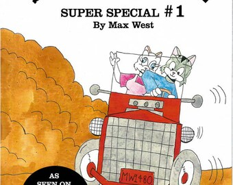 Sunnyville Stories Super Special #1