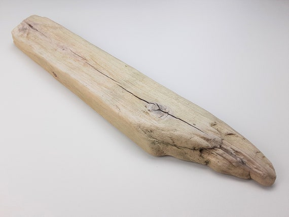 "Thick, Tapered Driftwood Board, 21.25"" Long"
