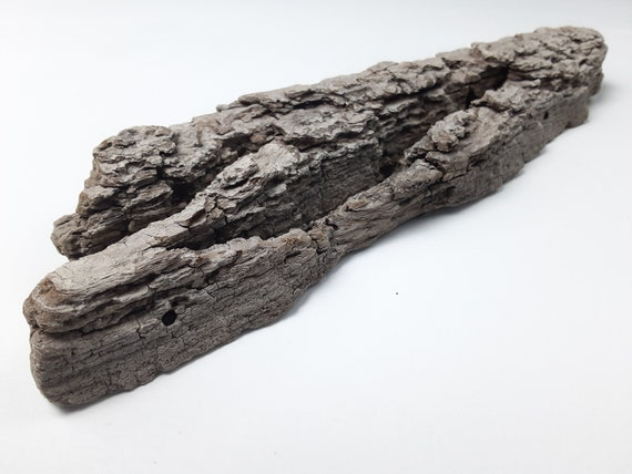 Small, Thick Driftwood Bark Chunk