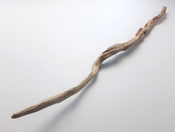 "Gnarly, Twisted Driftwood Branch, 30.75"" Long"