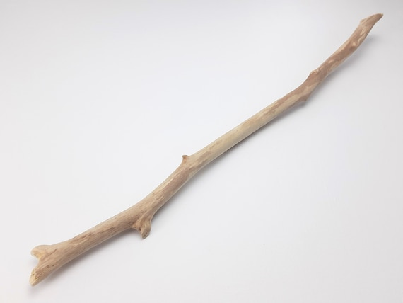 "Flawless, Nubby Driftwood Branch, 21.5"" Long"