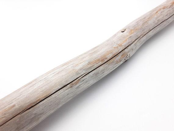 "Extra Long 7 Foot Driftwood Branch, 84"" Long"