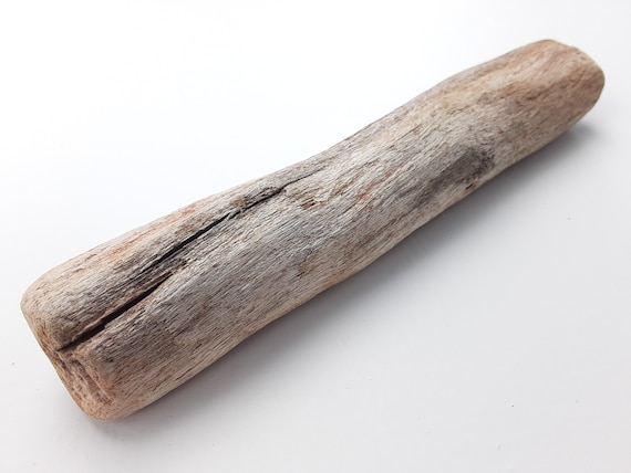 "Very Small, Straight Driftwood Branch, 5.25"" Long"