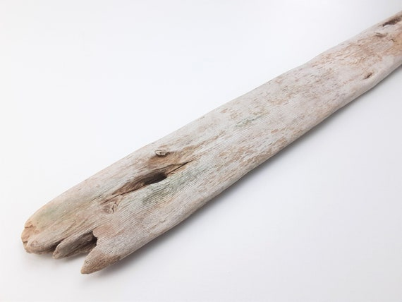 """Narrow, Rounded Driftwood Board, 41"""" Long"""
