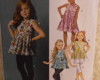 little girl's pattern