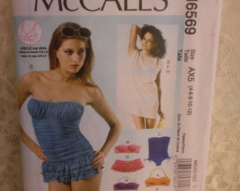 McCall's bathing suit pattern