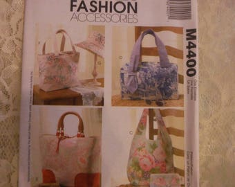 McCall's handbag pattern