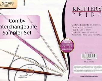 Knitter's Pride Comby Sampler Set