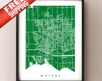 -WHITBY  POSTER A1//A2//A3 /& A4 Print Vintage  Poster 020