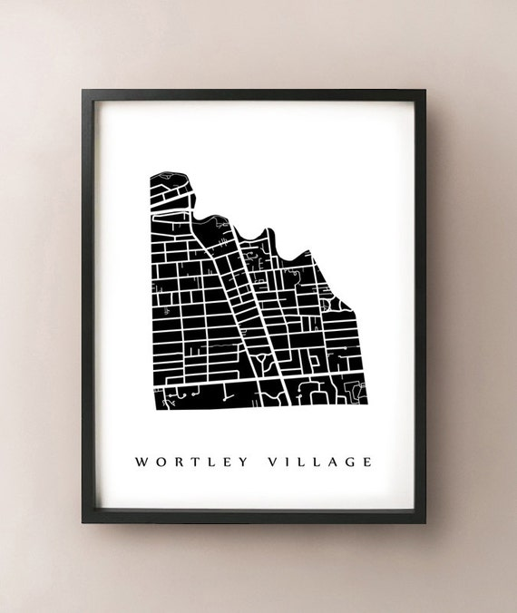 Wortley Village - Old South London, ON Neighbourhood Map on usc campus map, usc site map, sungei wang plaza map, westfield mall tukwila map,