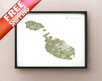 Malta Art Print - Malta Poster