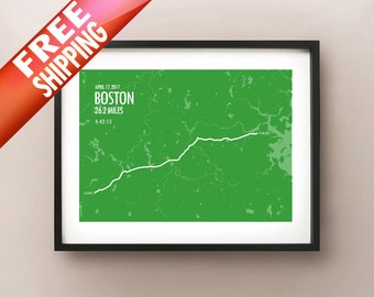 2017 Boston Marathon - FREE Shipping!