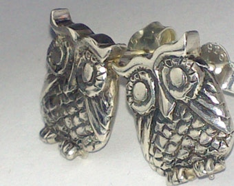 little owls earrings.