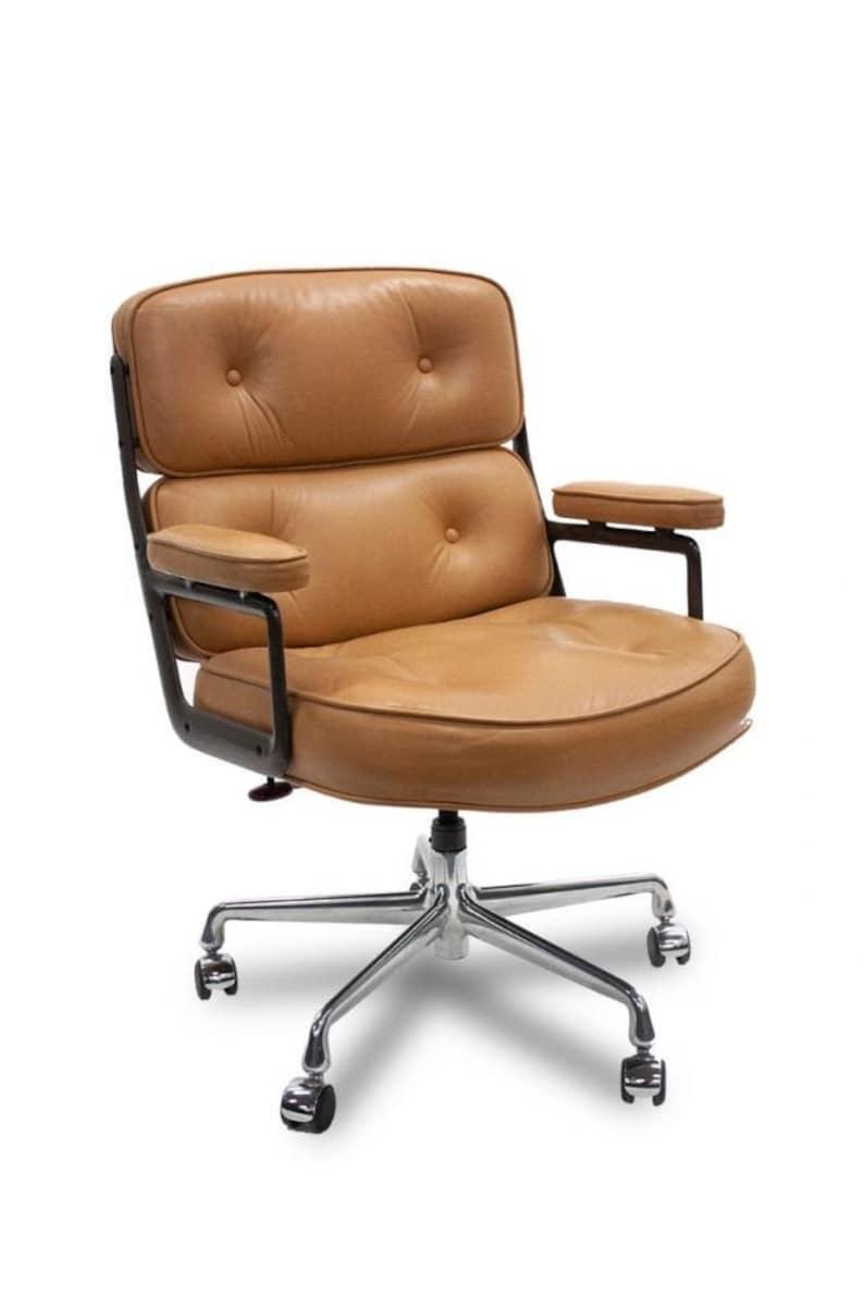Herman Miller Eames Executive Chair (Mustard)