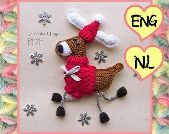 Amigurumi Llama - Un modèle de crochet gratuit èle | crochet llama ... | 270x340