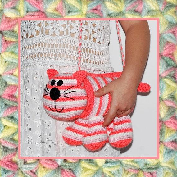 Stripy rabbit amigurumi pattern - Amigurumi Today | 570x570