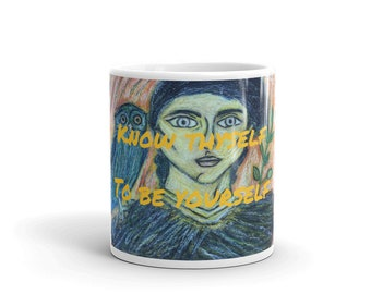 The Athene Mug