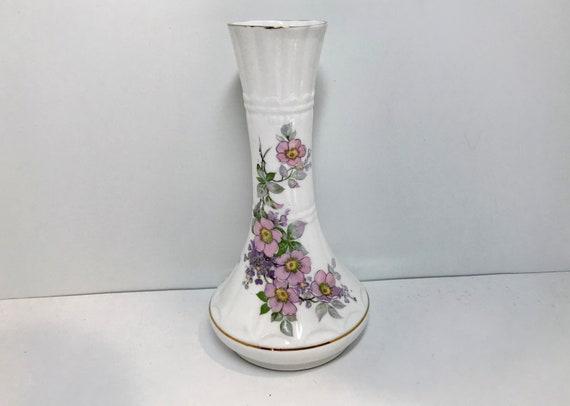 Royal Tara Vase, Made in Galway, Irish Porcelain, Irish China, Irish Vase, Royal Tara Floral Vase, Made in Ireland