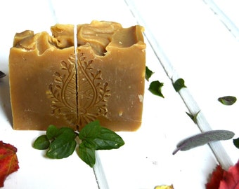 Moroccan Mint, zero waste, solid shampoo bar, natural hair care, extra nourishing, choose size