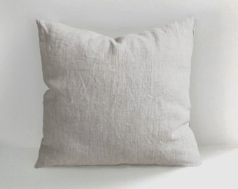 Linen Pillow Covers Etsy