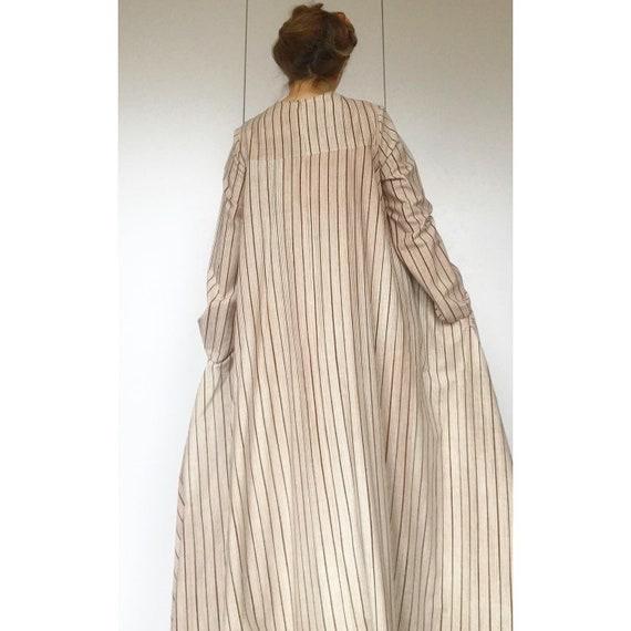 VUOKKO 60s UNWORN/Dead Stock Tent  dress with bea… - image 9