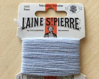 Wool yarn St. Pierre 116 ceruse