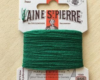 Wool yarn St. Pierre 855 sheet
