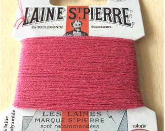 St. Pierre 536 currant wool yarn