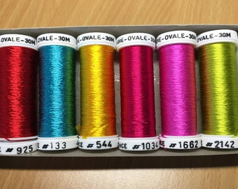 Flashy Oval Silk Discovery Pack