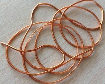 Orange purl 14: spring metal