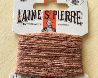 Wool yarn St. Pierre 218 chamois