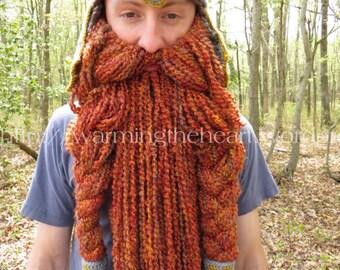 1b3fc0b6efd Crochet PATTERN - Gimli Inspired Beard ONLY