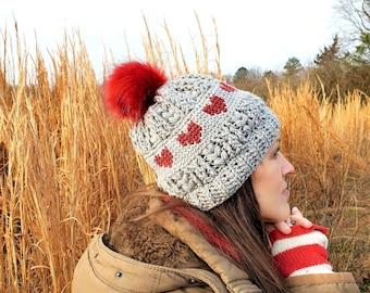 Crochet PATTERN - Puffy Love
