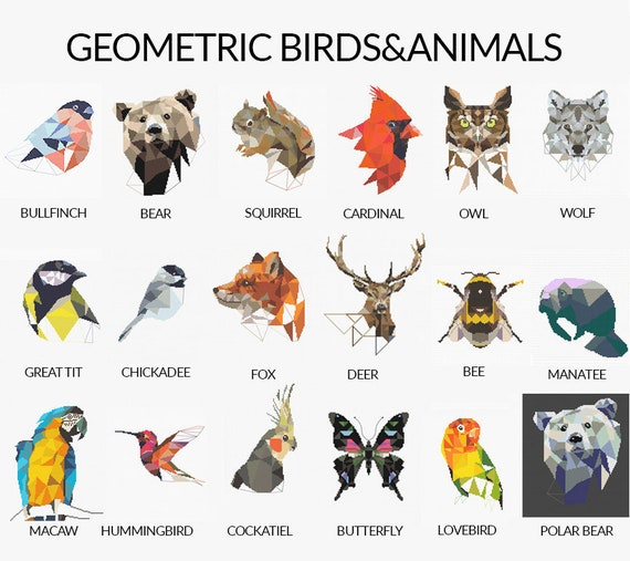 Owls~counted cross stitch pattern #402~Animals Birds Nature Wildlife Graph Chart