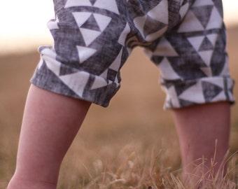 Baby Capris, Toddler Capris, Boy Clothing, Baby Shorts, Girl Shorts, Children's Clothing