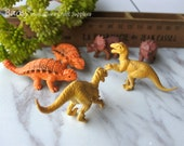 Miniature Animal Figures ,miniature dinosaur ,tiny dinosaur Figure For Fairy Gardens Doll House Supply Small Animals Art Craft Toy(M-069)
