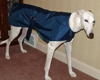 Greyhound Raincoat,  Navy, R2