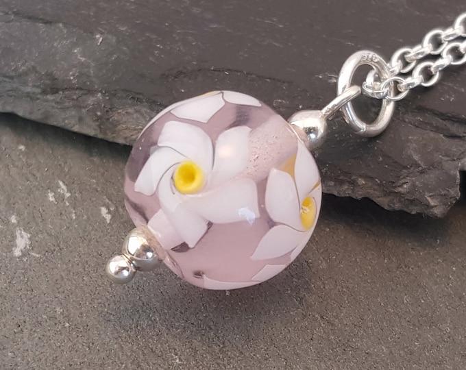 Featured listing image: Posy Necklace - Frangipani