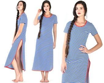 f5af9f9084ad Anchor maxi dress