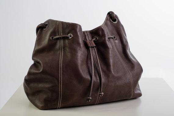 c2ec3864a03e Slouchy Hobo Bag Oversized Hobo Handbag Brown Leather Hobo