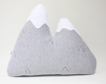 Mountain Cushion Decorative Cushion