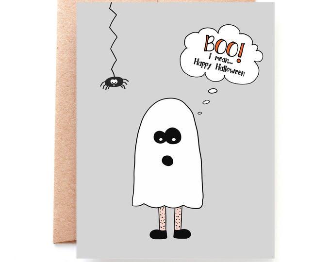 Awkward Ghost