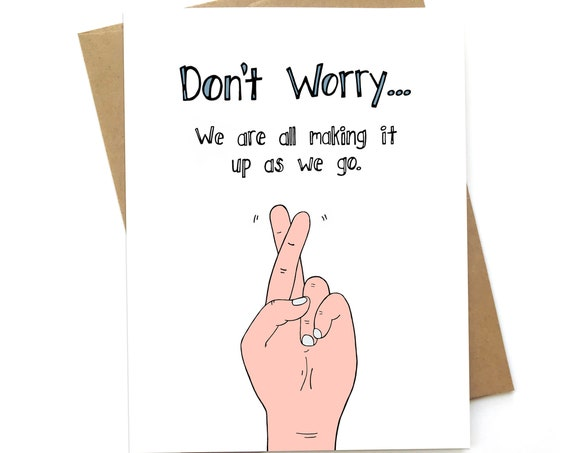 Don't Worry, Empathy Card