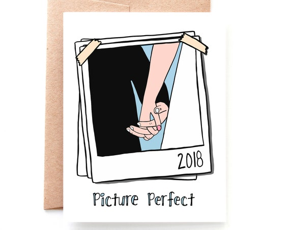 Picture Perfect, Wedding Card 2018