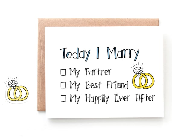 My Happily Ever After Card